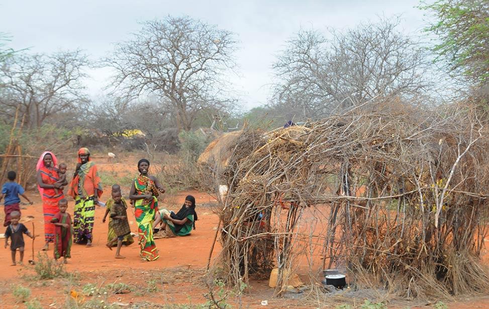 Displacement of indigenous people in Kenya