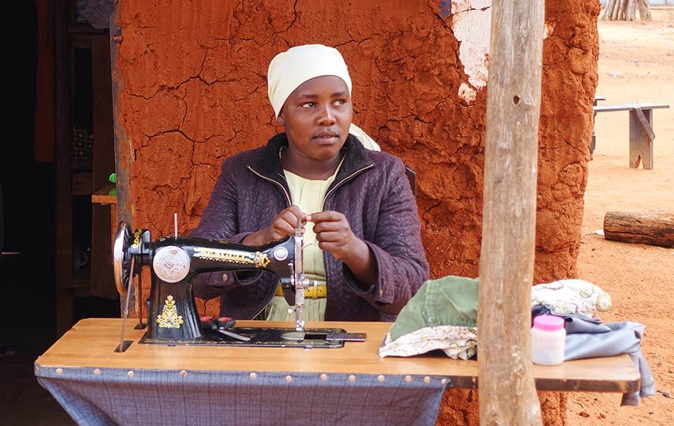 Using microfinance loans