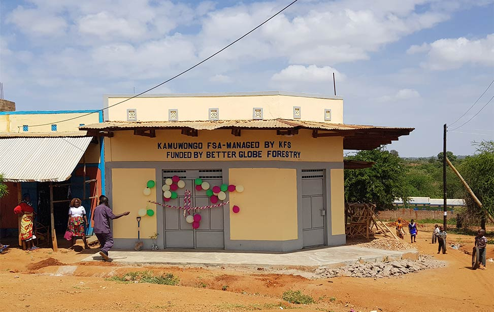 Second microfinance bank in Kamuwongo
