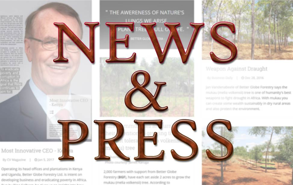 News & Press, Better Globe Media
